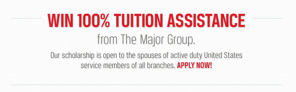 Military Spouses Win 100% Tuition Assistance