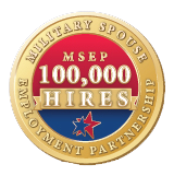 Find your next job on the Military Spouse Employment Partnership Career Portal.