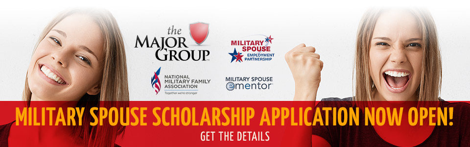 Military Spouse Win 100% Tuition Assistance – Apply by Dec. 5, 2017