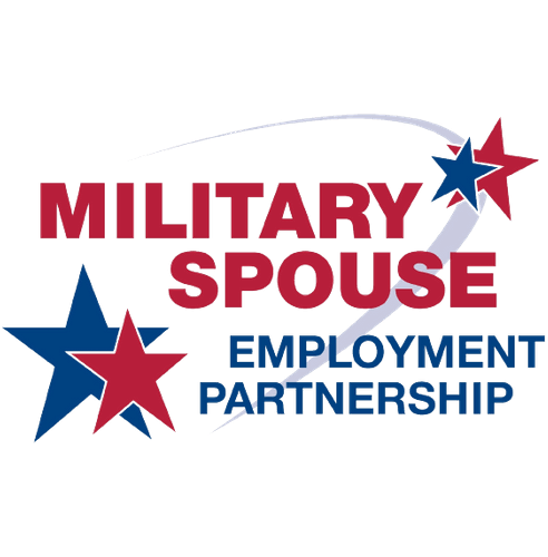 Military Spouse Employment Partnership Logo