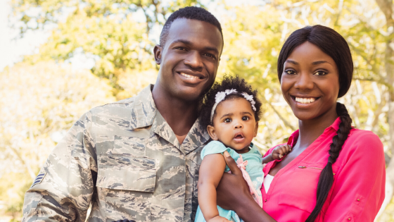 A Military Spouse Scholarship: Just in Time for National Military Family Month